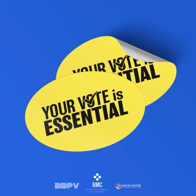 Your Vote is Essential